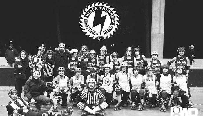 Black Thunders Derby Dames